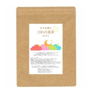 びわの葉茶(国産・焙煎) お得サイズ 200g